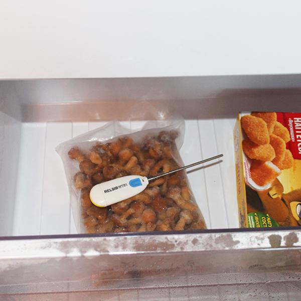 Контроль температуры работы холодильника