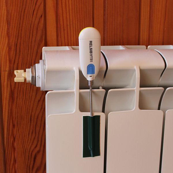 Контроль температуры системы отопления
