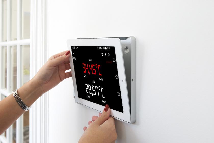 Планшет для Регистратор температуры и влажности EClerk-M-RHT
