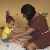Контроль температуры у ребенка